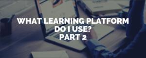 Learning Platform2