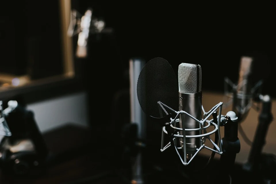 Record Your Voiceover